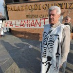Processo Eternit al via, migliaia di persone chiedono giustizia