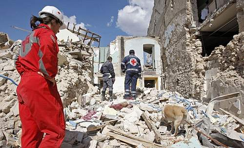terremoto aiuti