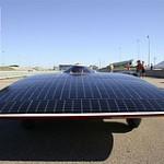 Le auto solari più veloci del mondo