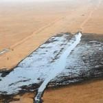 Si rompe l'oleodotto: disastro ecologico nella Francia del sud