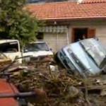 Nubifragio di Messina, il video della tragedia