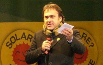 Angelo Bonelli, neo-presidente dei Verdi