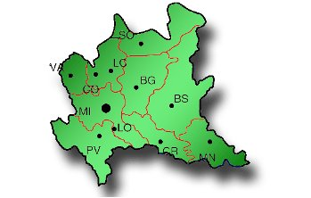 CEE in Lombardia