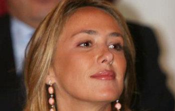 Il ministro dell'ambiente Stefania Prestigiacomo