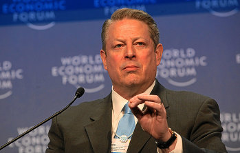 Al Gore al World Economic Forum