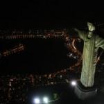 Il Cristo Redentore di Rio prima