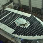 La barca solare più grande del mondo