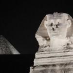La piana di Giza prima