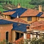Tegola solare: il fotovoltaico bello per il centro storico
