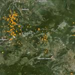 Terremoto M=4.3 sul Pollino