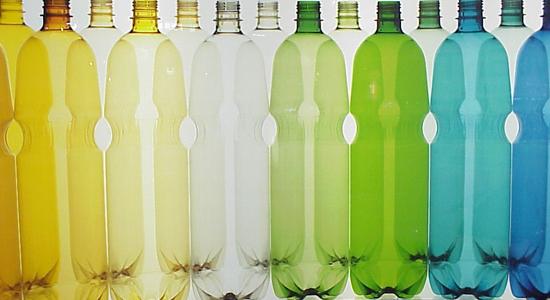 Pannello Solare Con Bottiglie Di Plastica : Plastica a chilometri zero e senza petrolio una