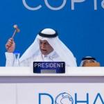 Clima: Conferenza di Doha, non chiamatelo accordo