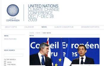 Barroso e Sarkozy